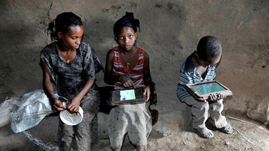 Ethiopian Kid Hackers