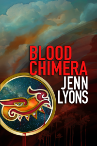 Blood Chimera, by Jenn Lyons
