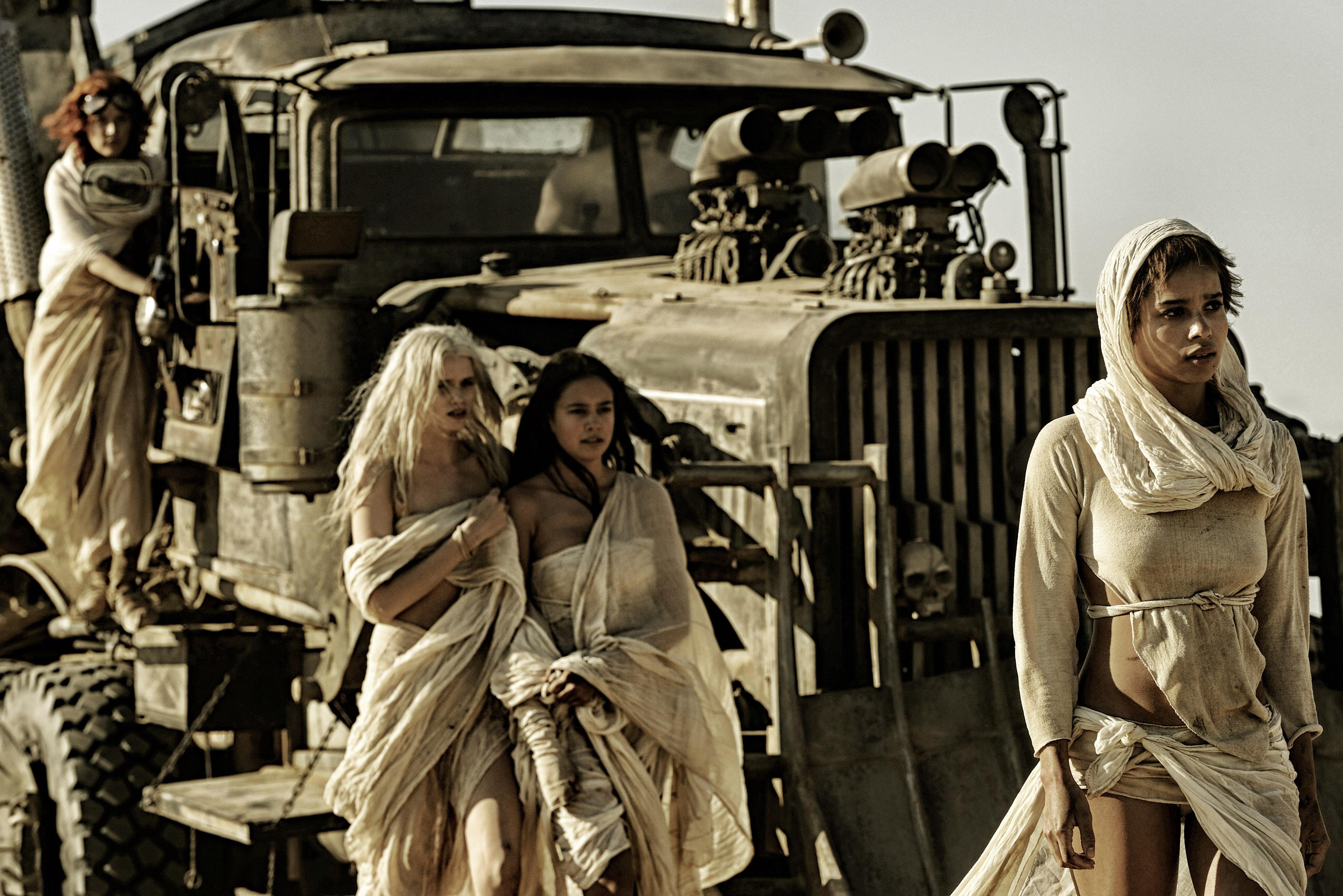 Women Of The Wasteland Mad Max Fury Road Jenn Lyons